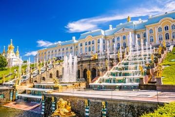 Peterho Palace, St. Petersburg